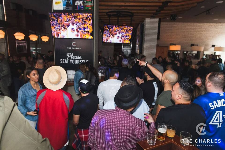 Top Five Places to Watch the Game