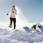 Grouse Mountain Snow Shoeing