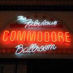 The Commodore Ballroom, Vancouver