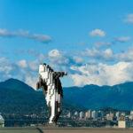Digital Orca, Douglas Coupland, Vancouver