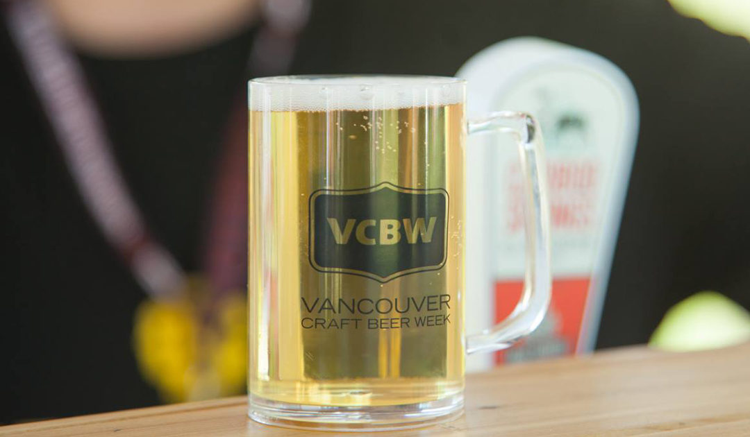 Upcoming Event: Vancouver Craft Beer Week – May 25 – June 3