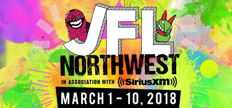 Upcoming Event: JFL NorthWest Comedy Festival, March 1 – 10, 2018