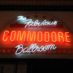 The Commodore Ballroom, Vancouver