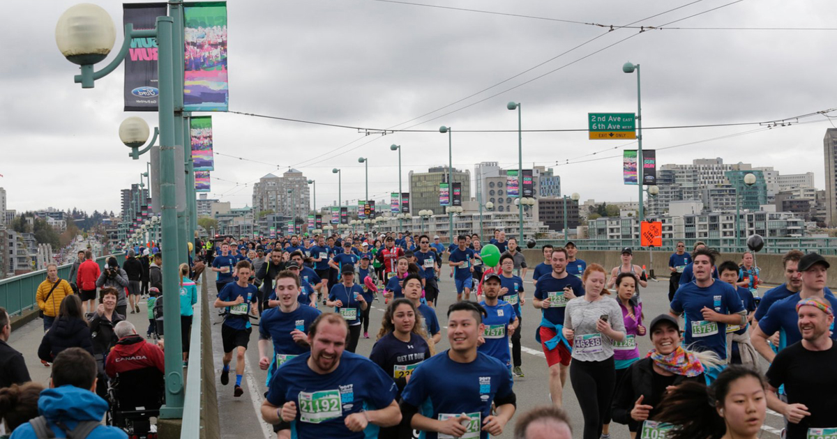 Upcoming event vancouver sun run april 22 2018 the for Vancouver parade of homes