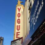 Vogue Theatre, Vancouver