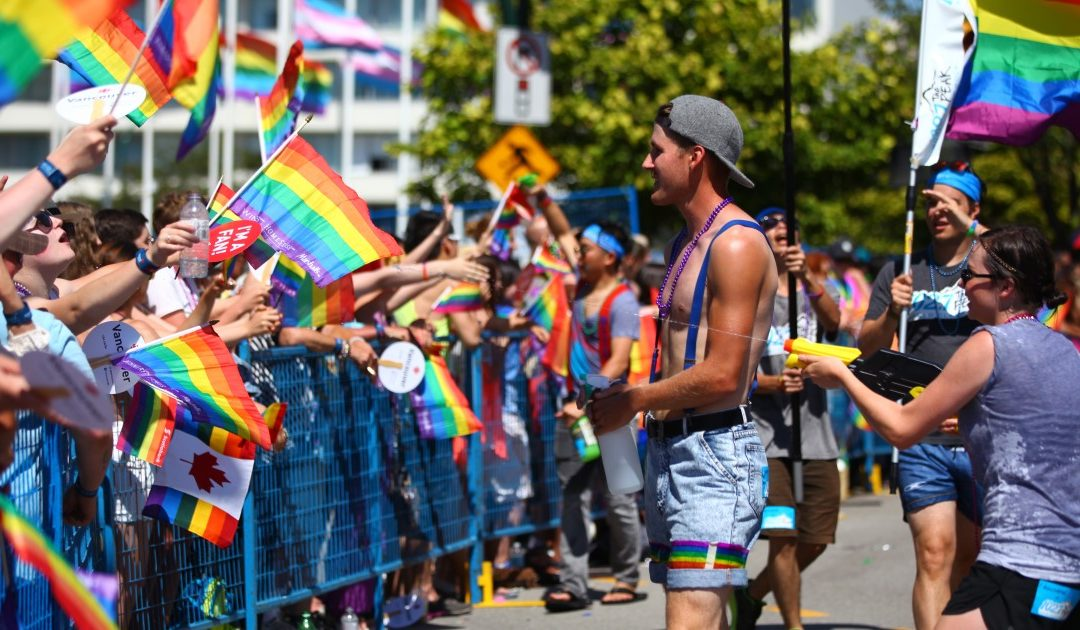 Upcoming Event: Vancouver Pride – July 21 – August 4