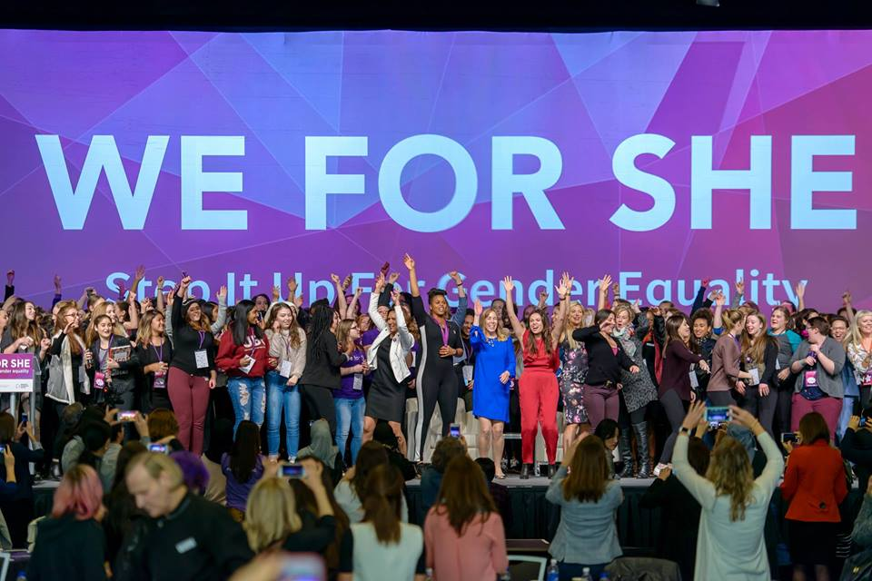 Upcoming Event: We For She Forum – November 16