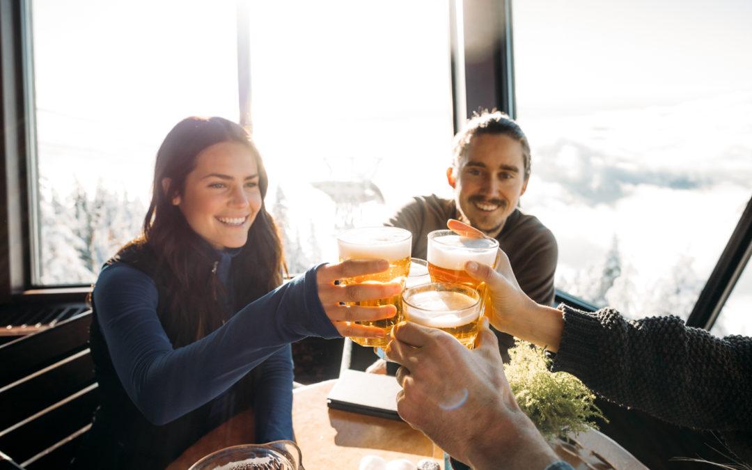 Top 5: Ways to Enjoy Après Ski in Vancouver