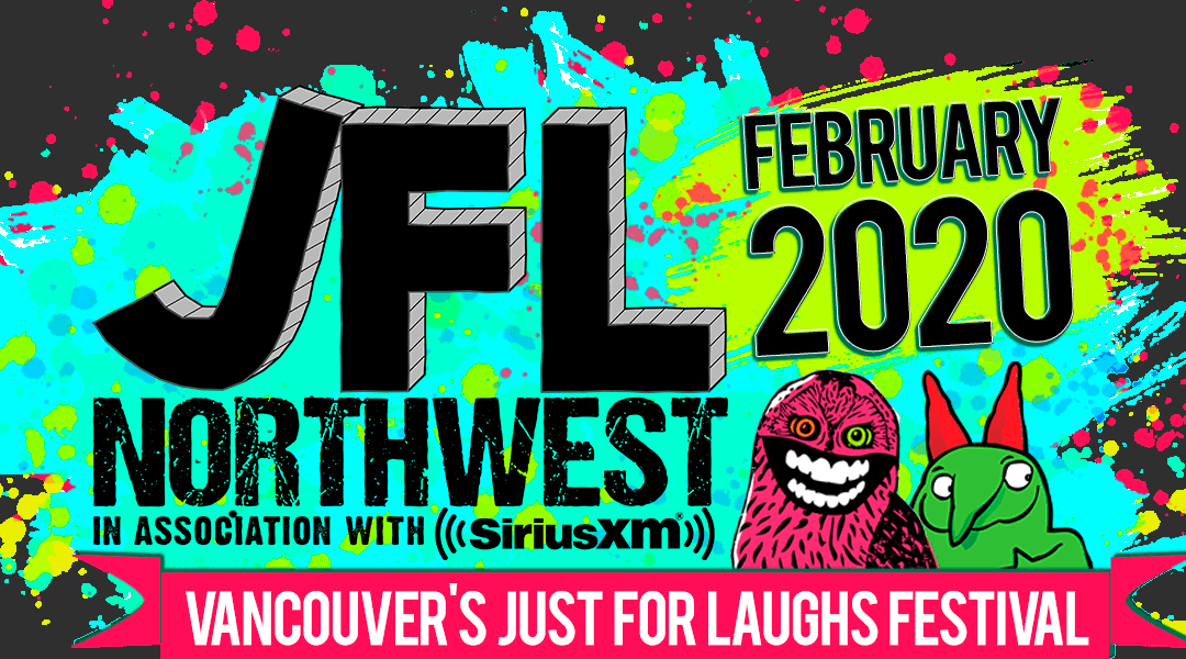 Upcoming Event: JFL NorthWest Comedy Festival