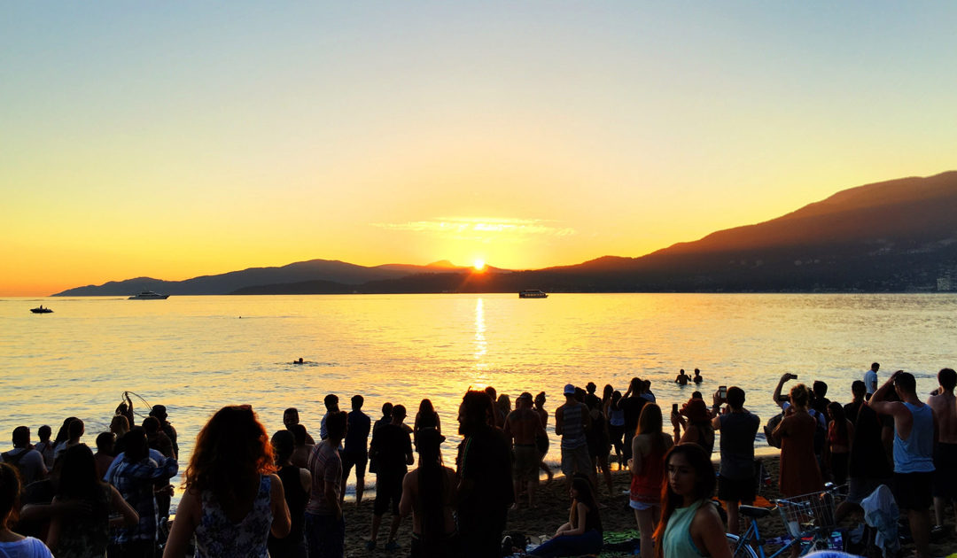 Top Five: Places to Watch the Sunset