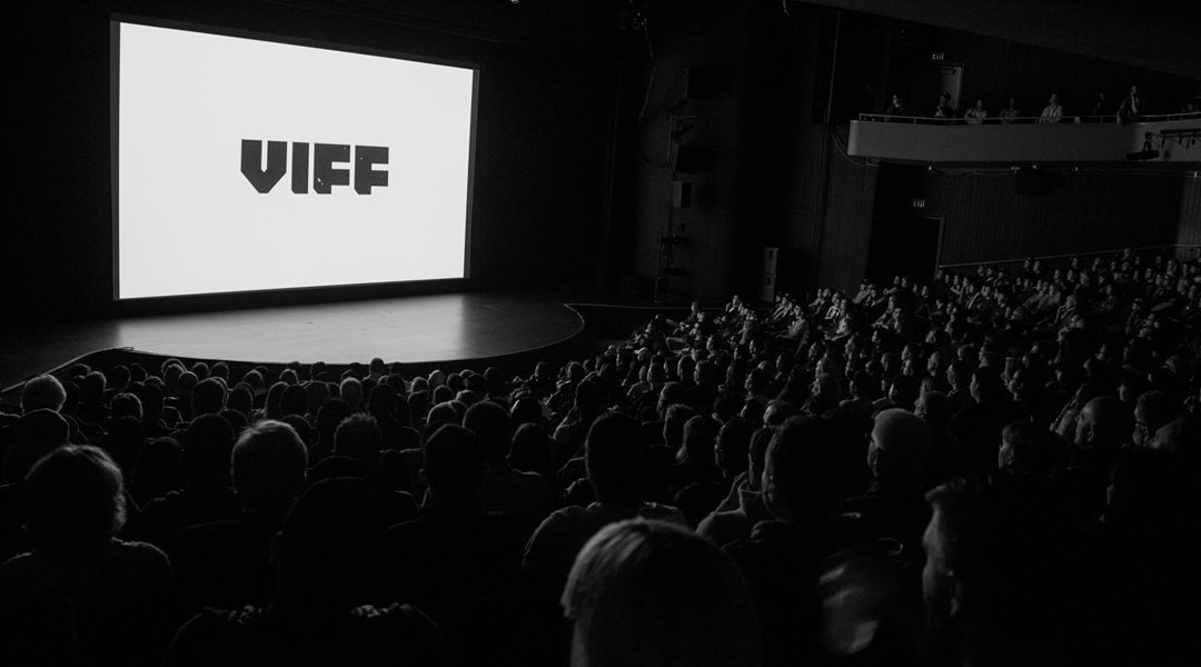Upcoming Event: Vancouver International Film Festival – September 26 – October 11