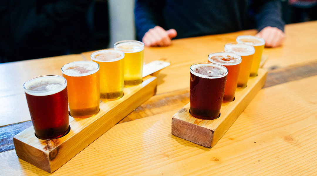 Top 5 (+1): Vancouver Craft Breweries